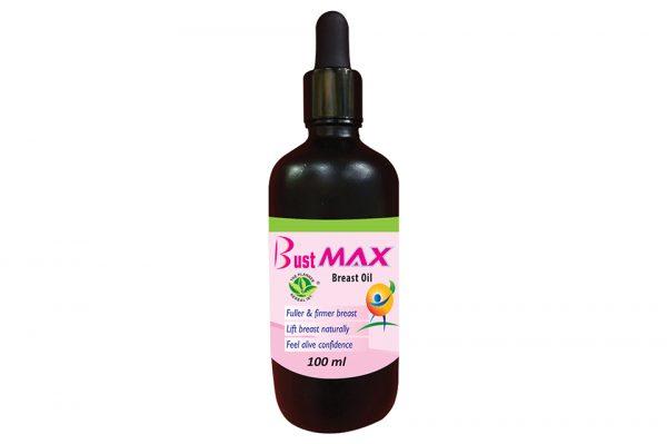 Bust Max Breast Oil